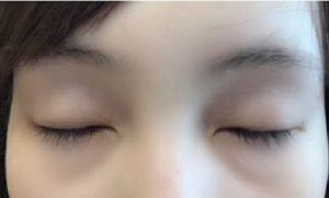 倉敷のマツエクサロンCoRte. eye leaf店のマツエク